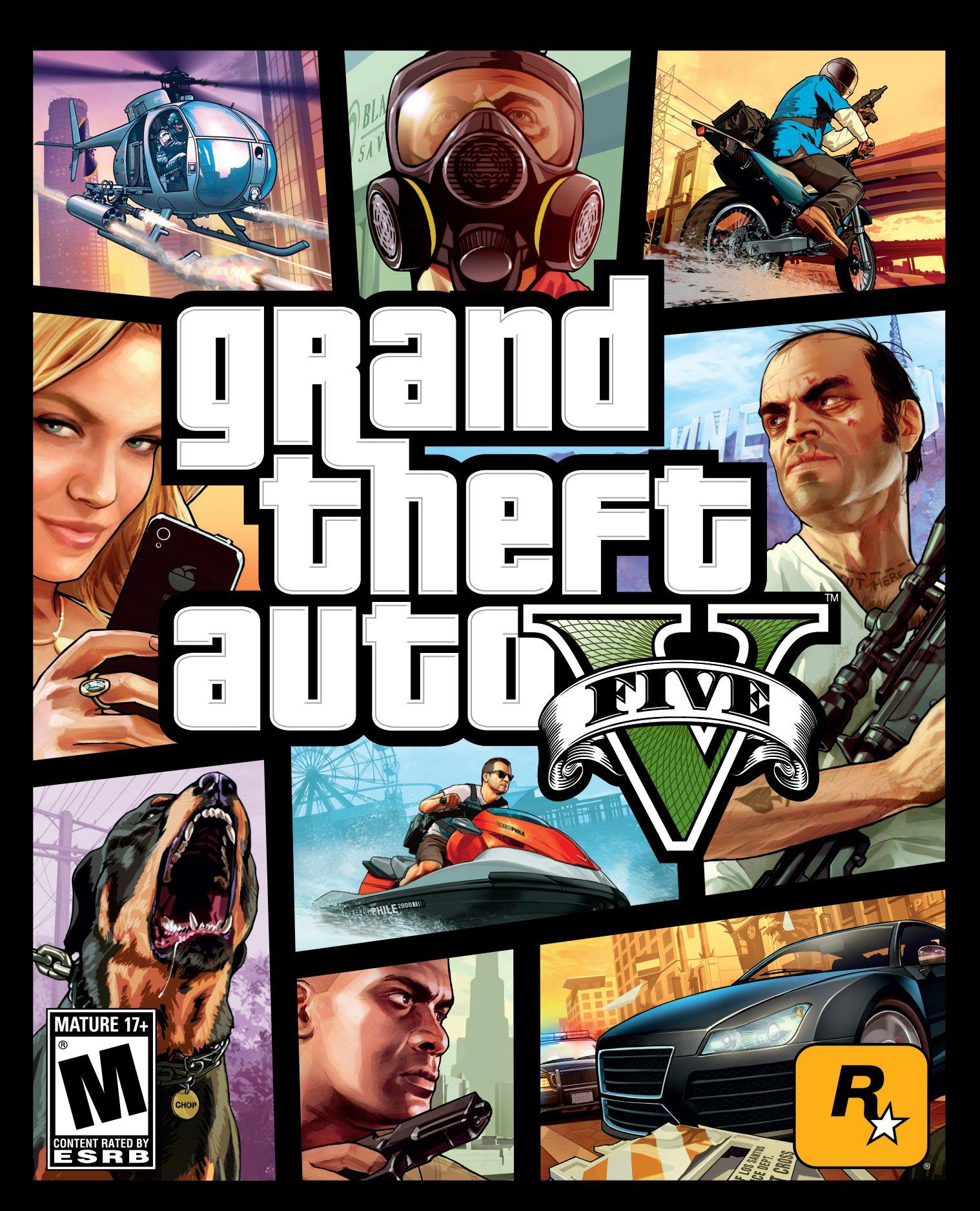 Grand Theft Auto V | PC | GameStop