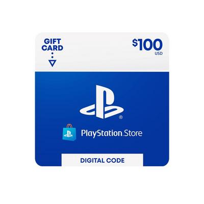 PlayStation Store $100 Gift Card