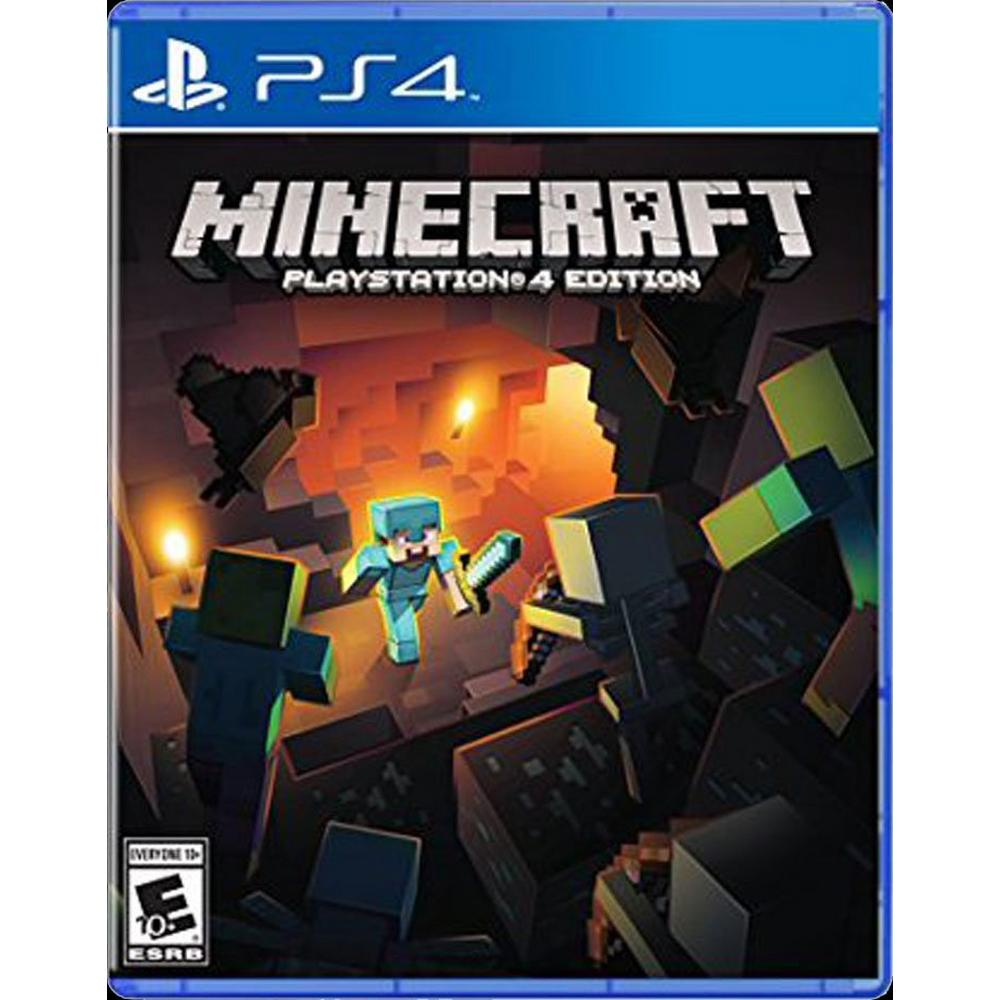Trade In Minecraft: Playstation 4 Edition: Favorites Pack
