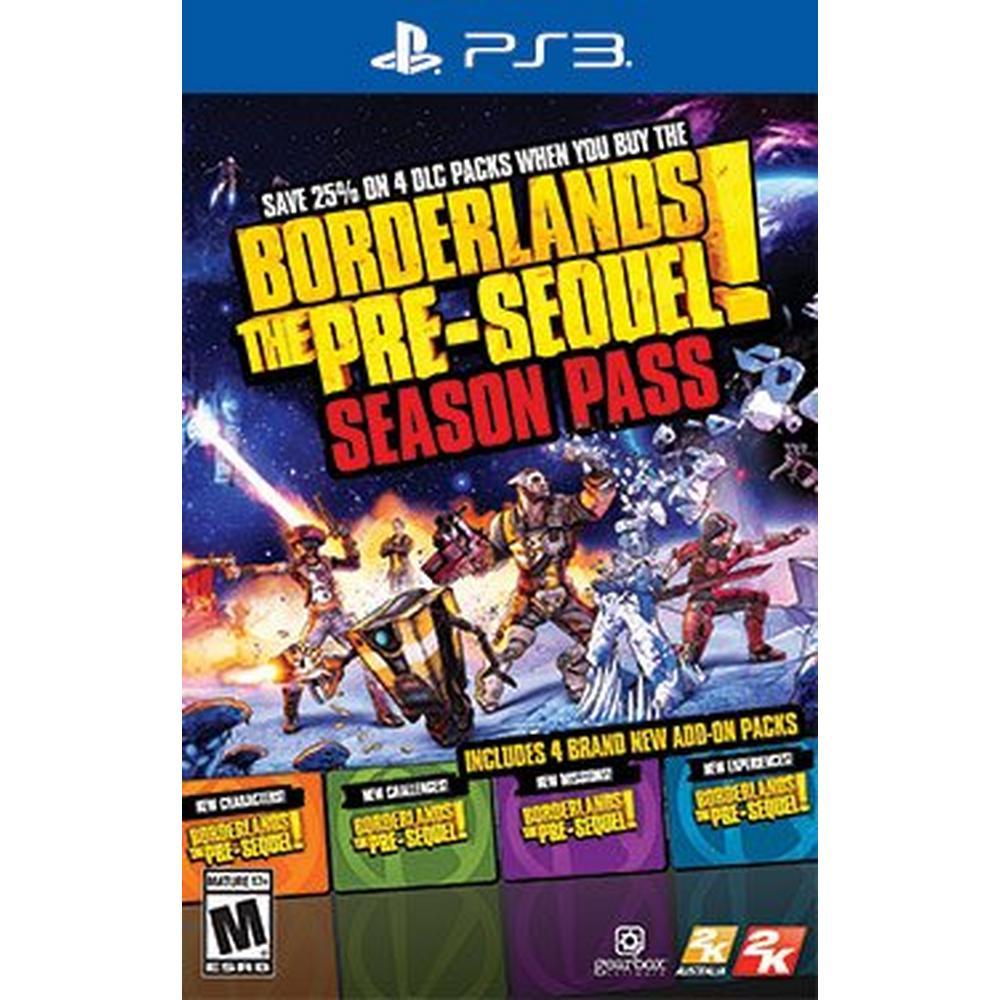 Borderlands: The Pre-Sequel Season Pass | PlayStation 3 | GameStop