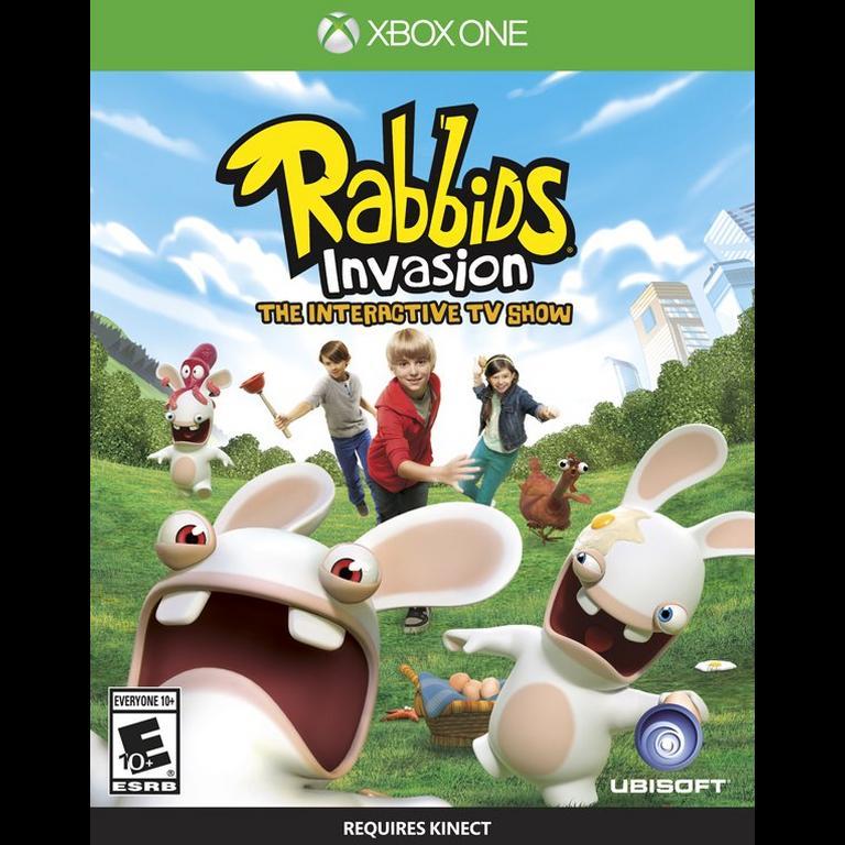 Rabbids Invasion