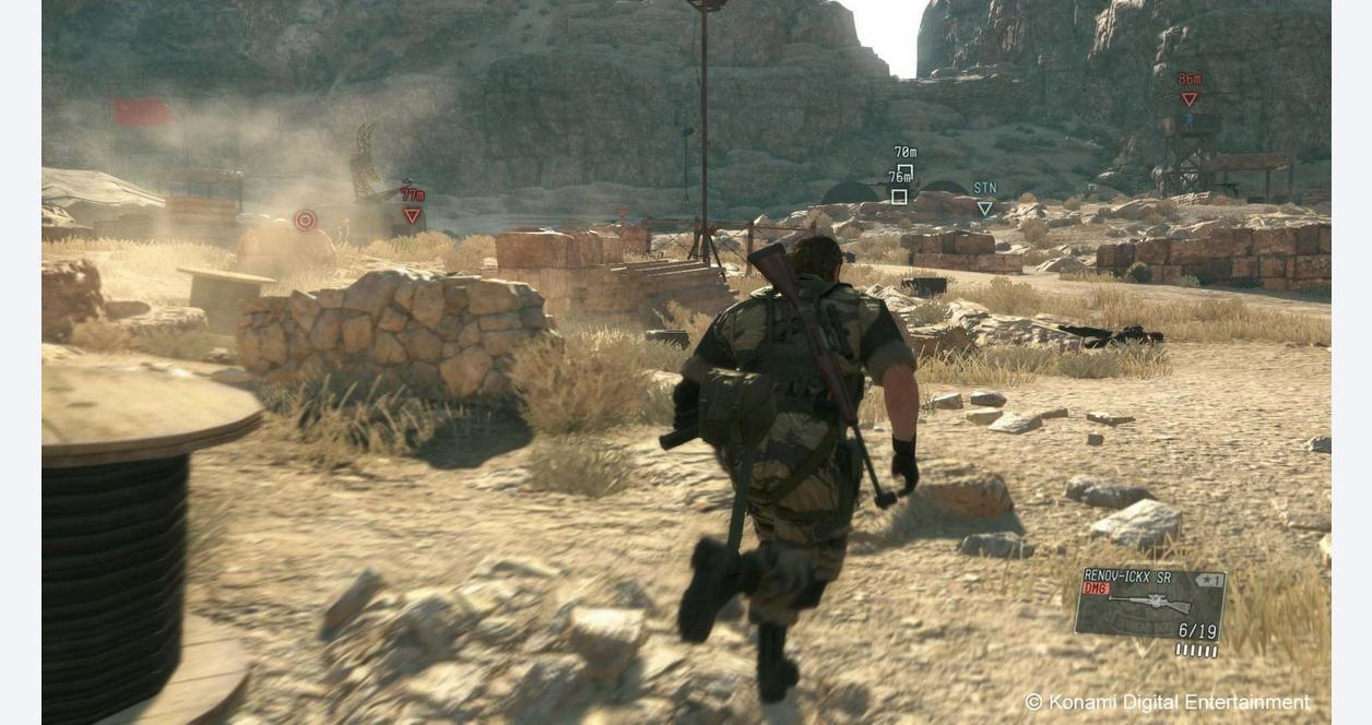 Metal Gear Solid V: The Phantom Pain | PlayStation 4 | GameStop
