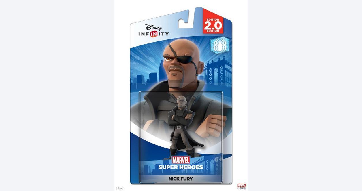 Disney INFINITY: Marvel Super Heroes (2.0 Edition) - Nick Fury Figure