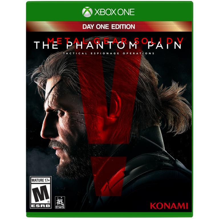 Metal Gear Solid V: The Phantom Pain | Xbox One | GameStop
