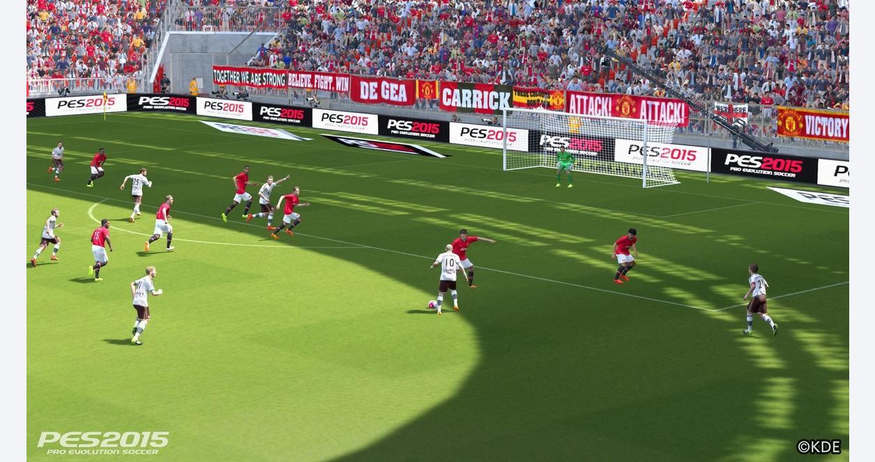 Pro Evolution Soccer 2015 | PlayStation 4 | GameStop