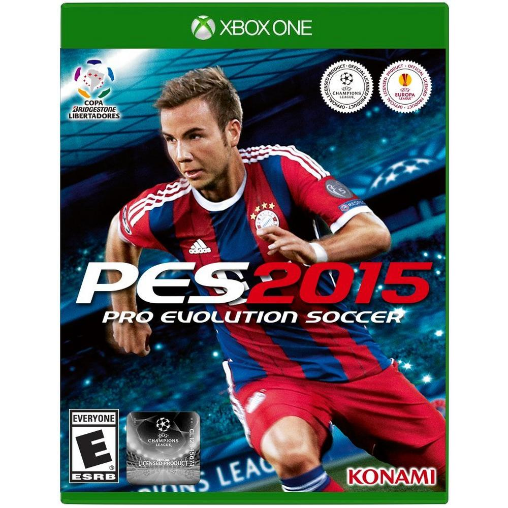 Pro Evolution Soccer 2015 | Xbox One | GameStop