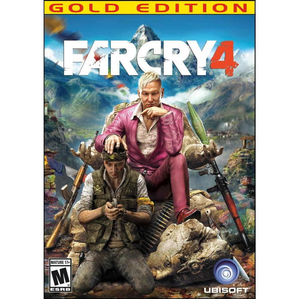 far cry 4 gold edition ps4