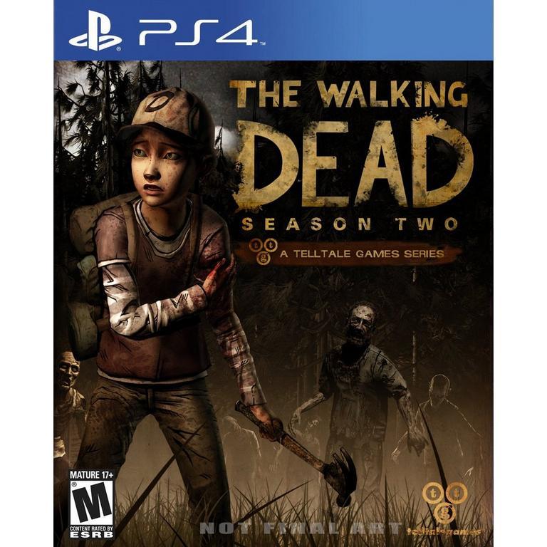 . The Walking Dead  Season 2   PlayStation 4   GameStop