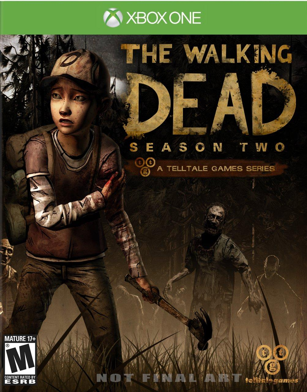 The Walking Dead: Season 2 | Xbox One | GameStop