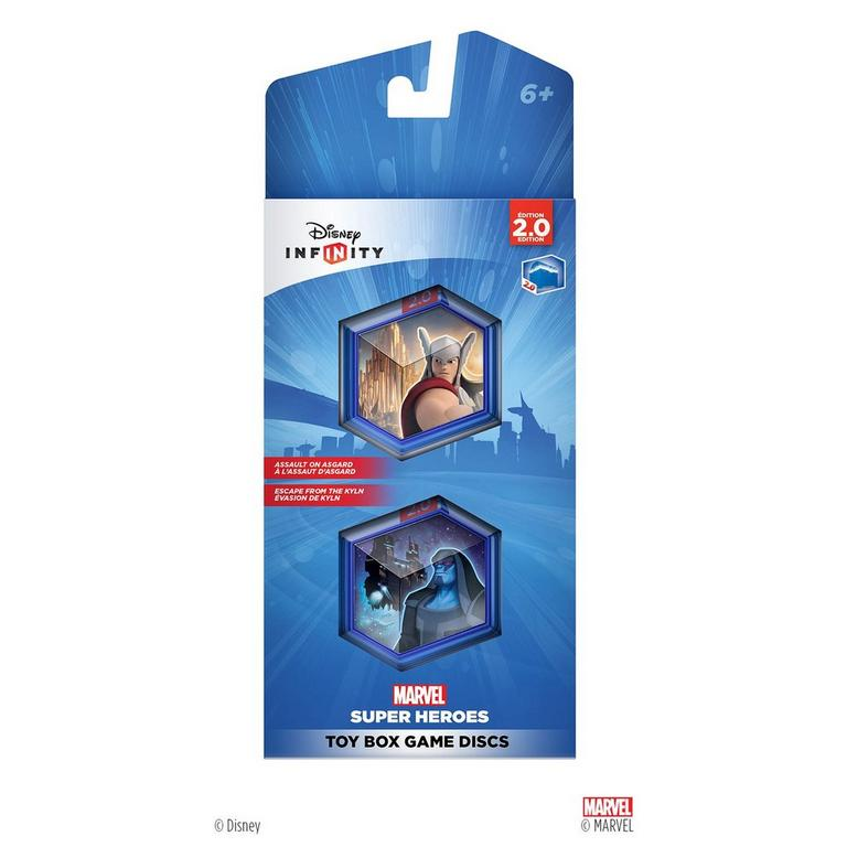 Disney INFINITY: Marvel Super Heroes (2.0 Edition) - Thor Figure