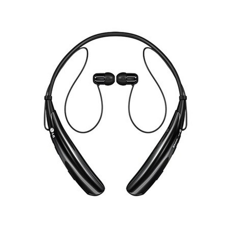 LG Tone Pro Bluetooth Headset - Black