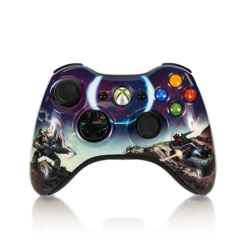 Xbox 360 Controller - Spartan
