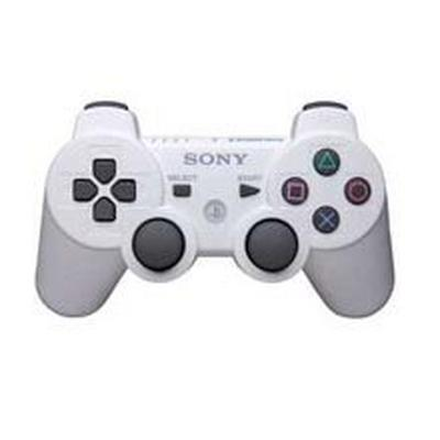 DUALSHOCK 3 White Wireless Controller