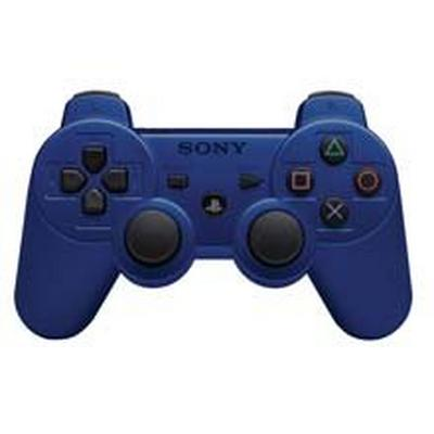 DUALSHOCK 3 Blue Wireless Controller -