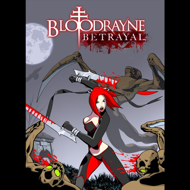 Bloodrayne Betrayal Pc Gamestop