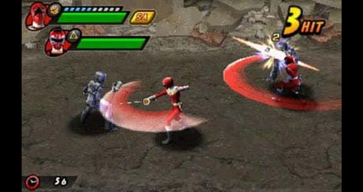 Saban's Power Rangers Super Megaforce