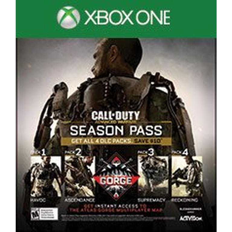 Call of Duty: Advanced Warfare Season Pass