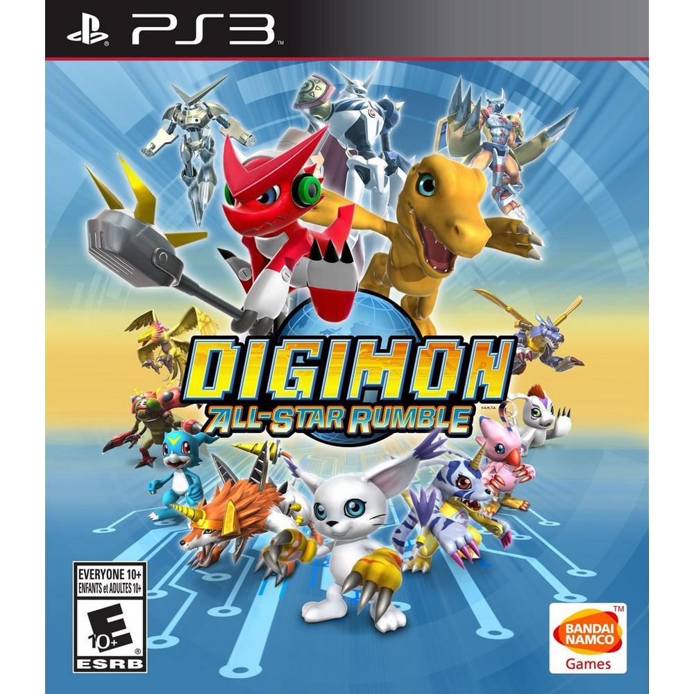Digimon All-Star Rumble | PlayStation 3 | GameStop