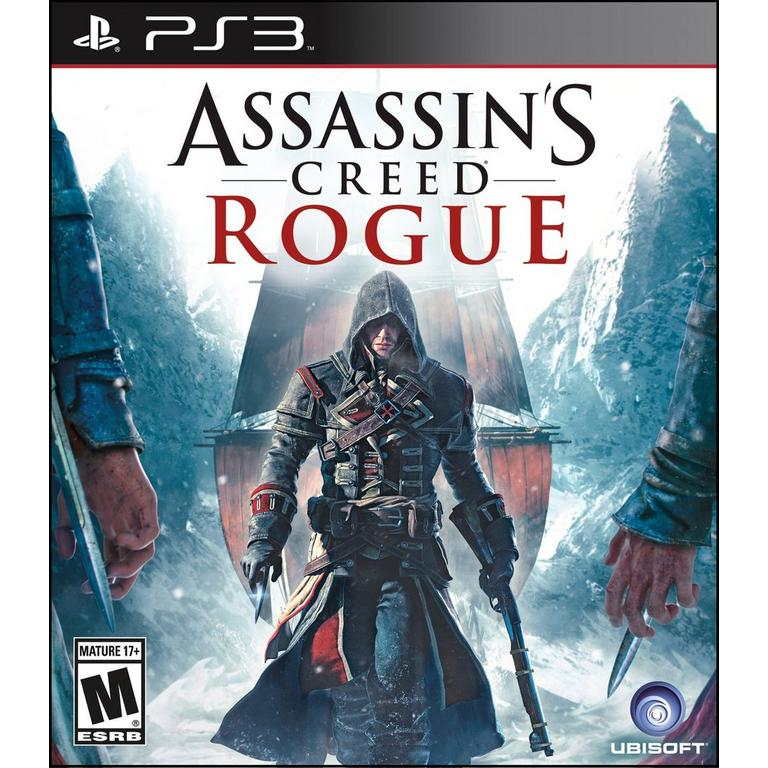 Assassin S Creed Rogue Playstation 3 Gamestop