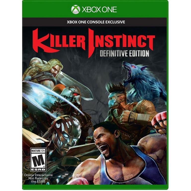 Killer Instinct Combo Breaker Pack