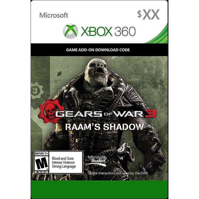 Gears of War3 RAAM's Shadow: Pack 2