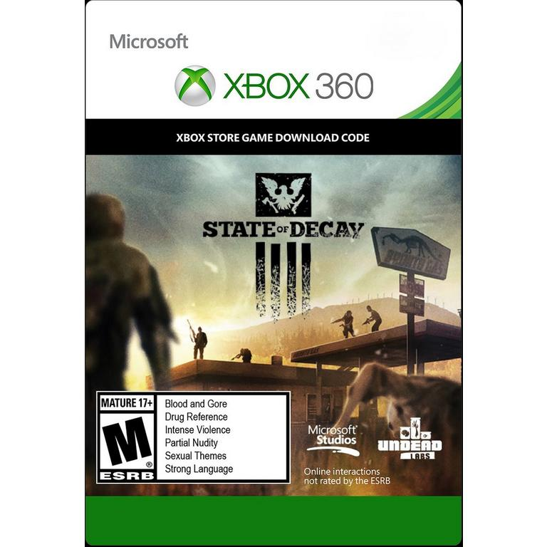 State of Decay | Xbox 360 | GameStop