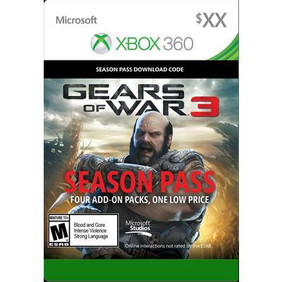 Gears of War 3: Season Pass