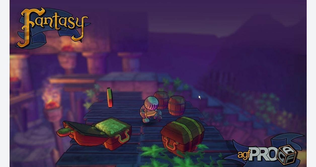 Axis Game Factory Fantasy Side-Scroller