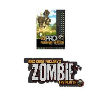 Axis Game Factory Pro + Zombie FPS