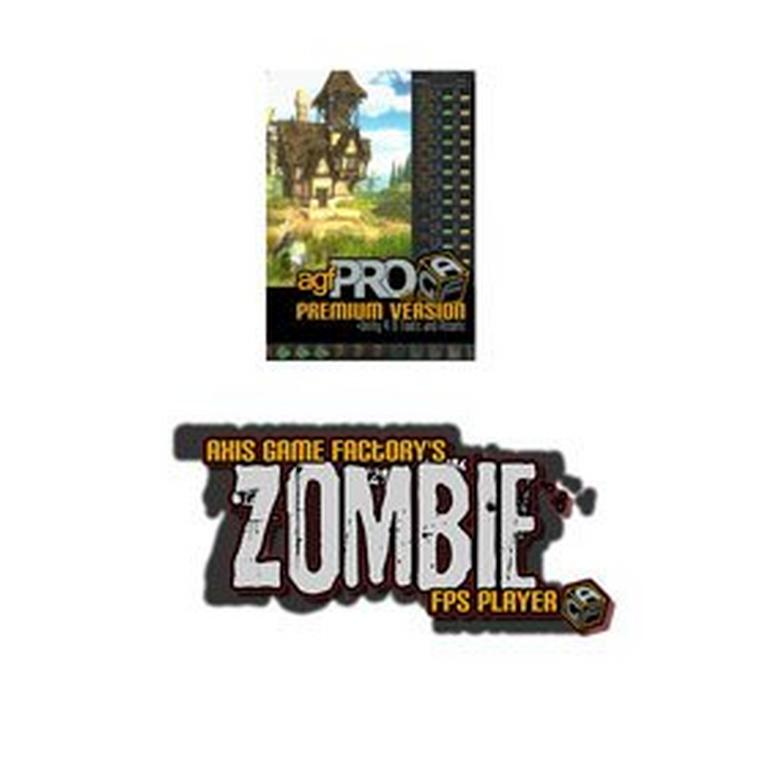Axis Game Factory Pro Premium Version Plus Zombie FPS Player