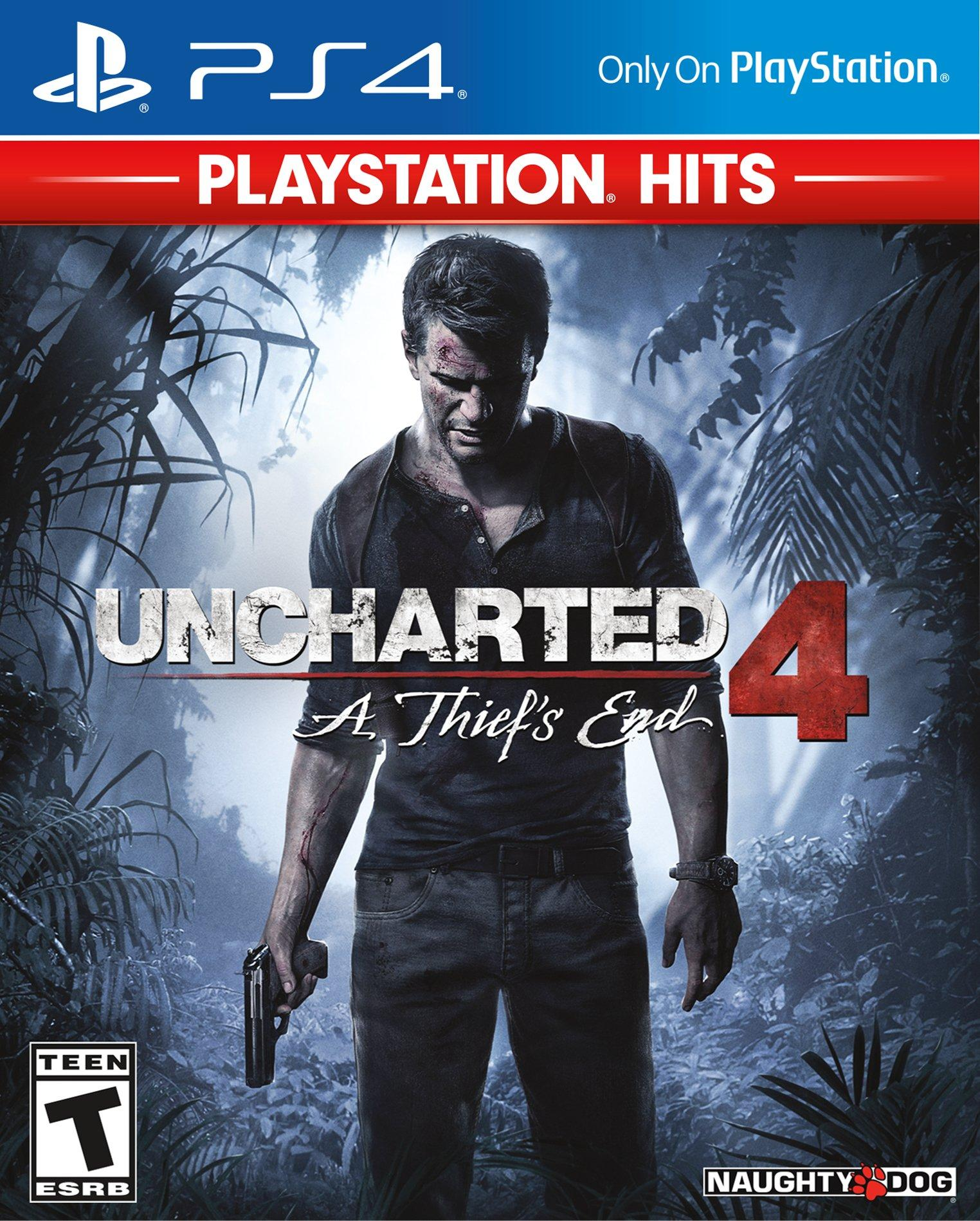 UNCHARTED 4: A Thief's End | PlayStation 4 | GameStop