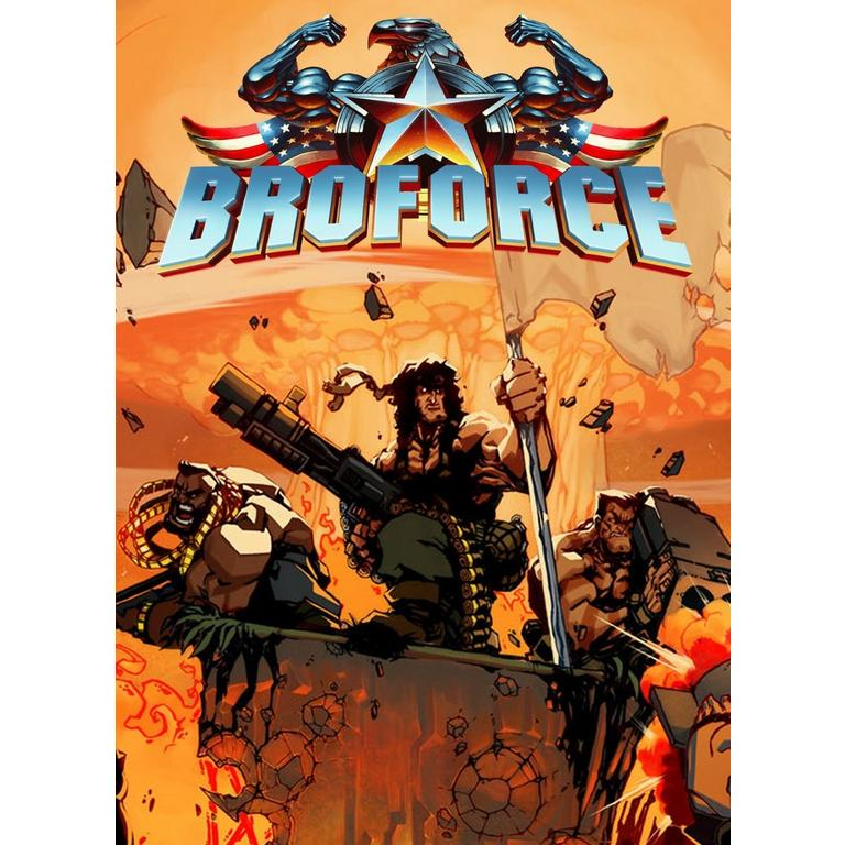 Broforce Pc Gamestop