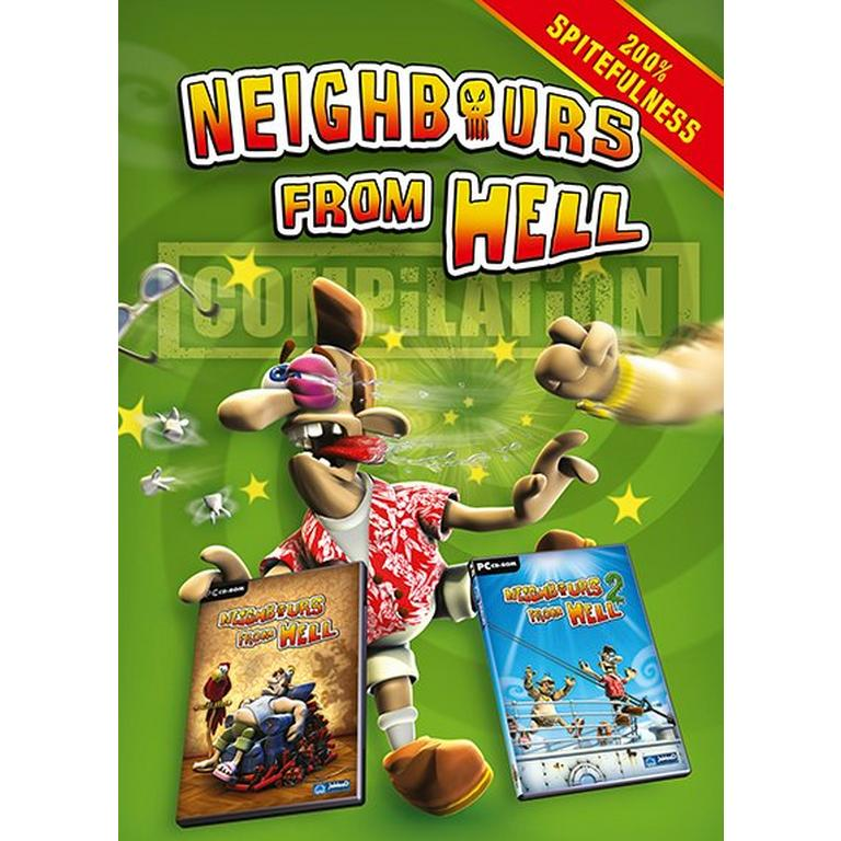 Neighbors From Hell Pack