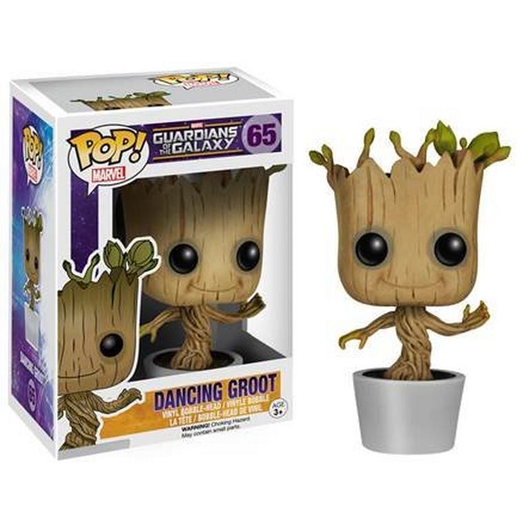 POP! Guardians of the Galaxy: Dancing Groot Vinyl Figure