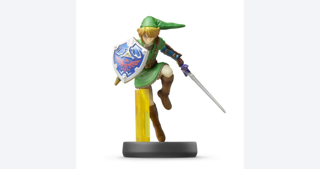 Super Smash Bros. Link amiibo