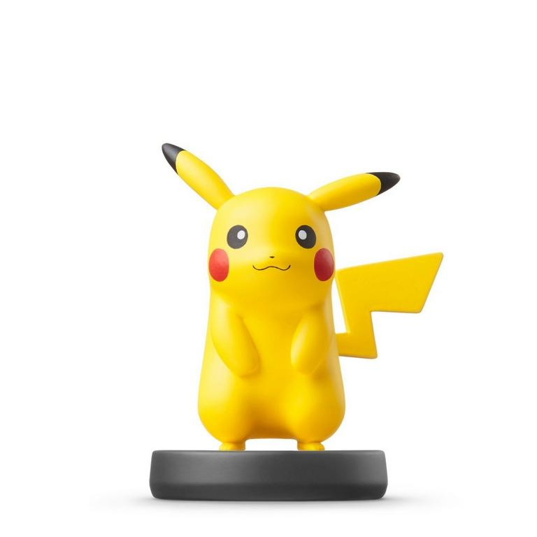 Pikachu amiibo Figure