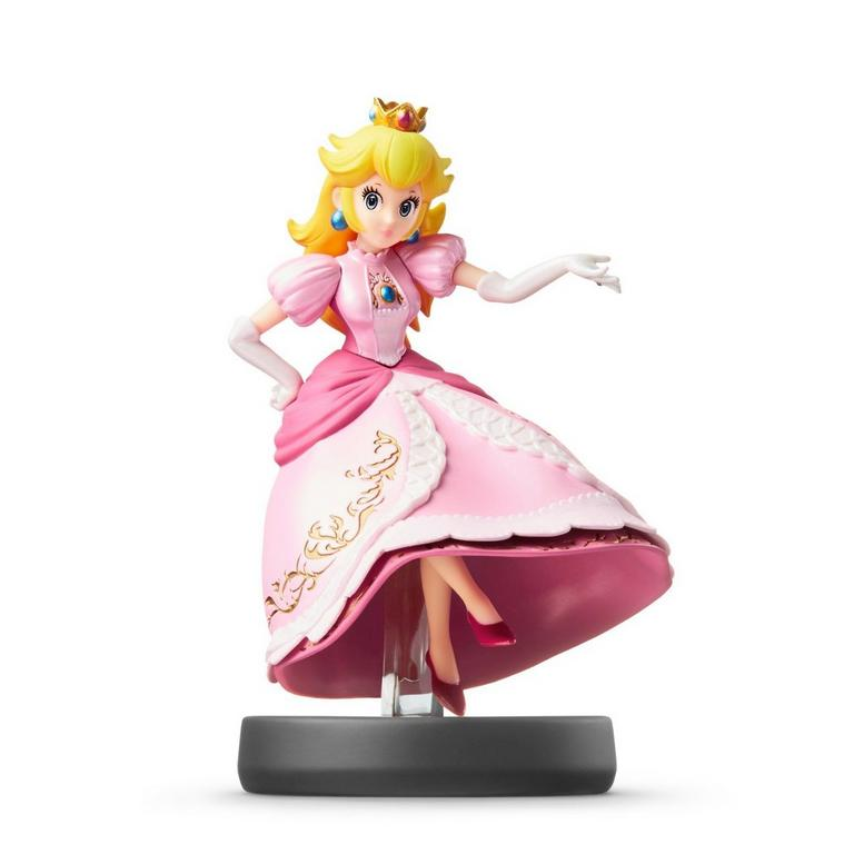Super Smash Bros. Princess Peach amiibo