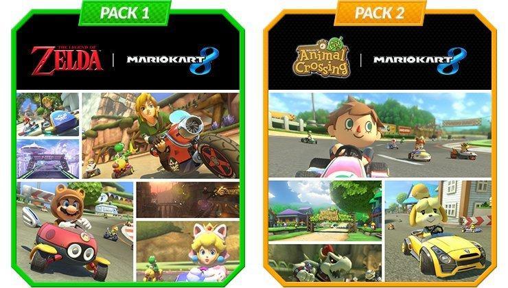 Mario Kart 8 Dlc Bundle Nintendo Wii U Gamestop