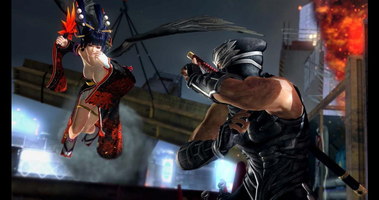 Dead Or Alive 5 Last Round Playstation 4 Gamestop