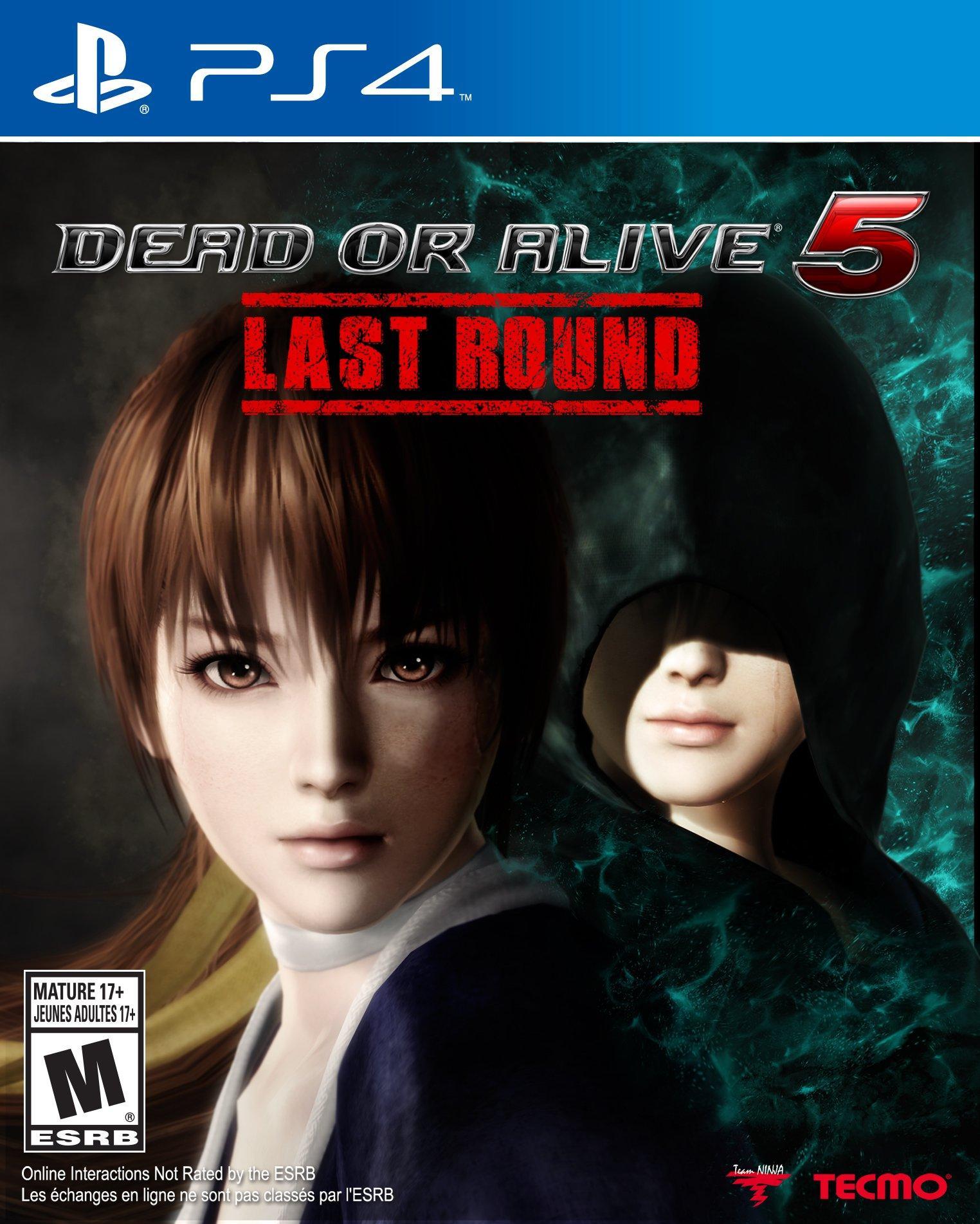 Dead Or Alive 5 Last Round Playstation 4 Gamestop