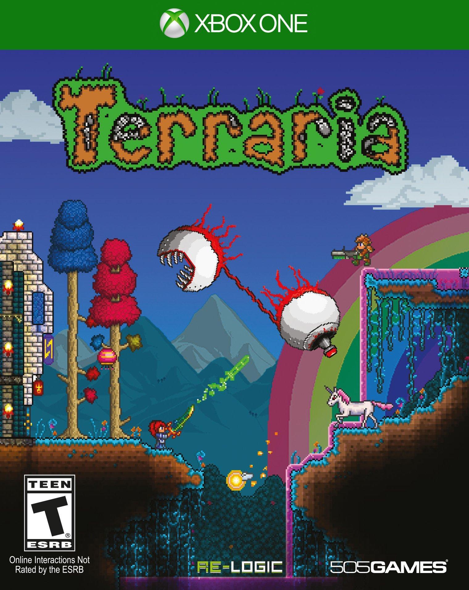 Terraria | Xbox One | GameStop