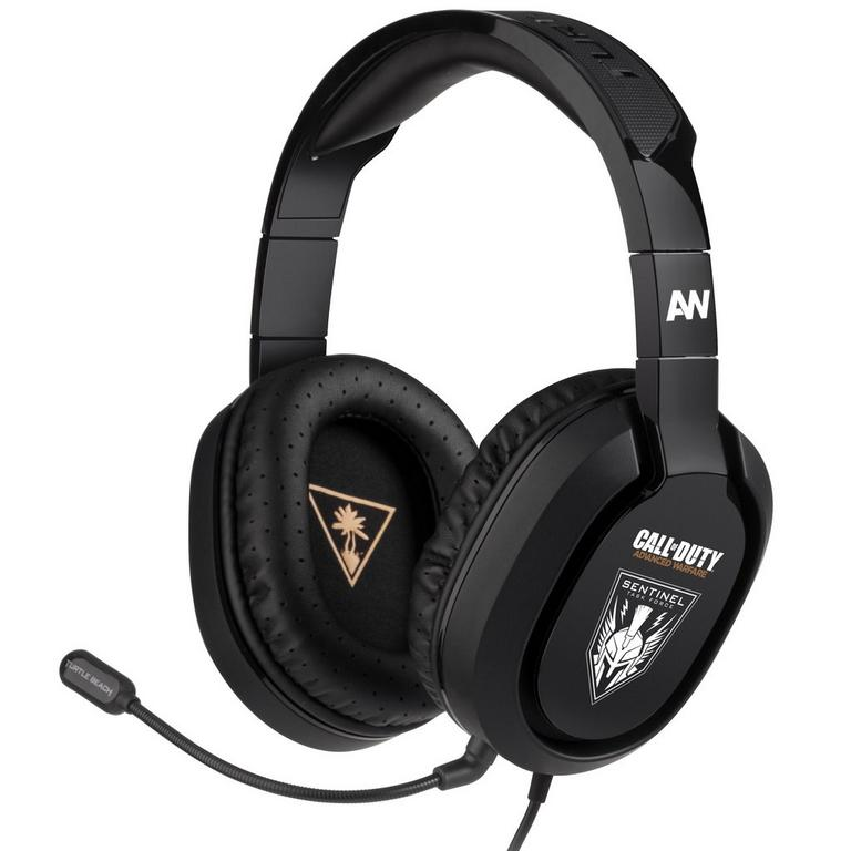 PlayStation 4 Call of Duty: Advanced Warfare Ear Force Sentinel Task Force Limited Edition Gaming Headset