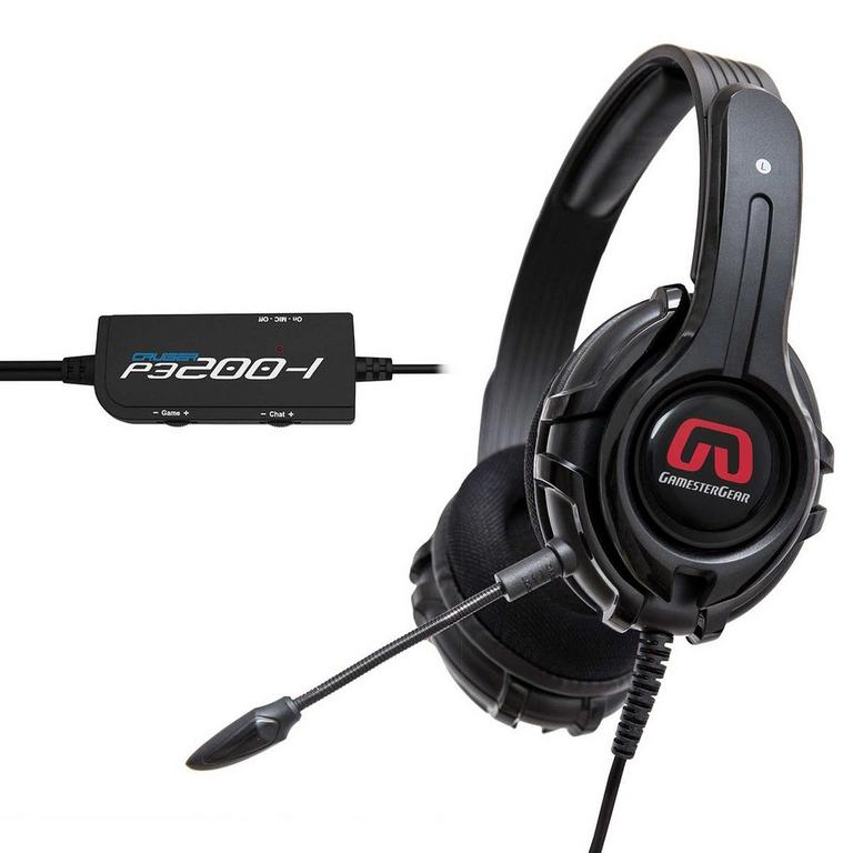 GamesterGear Cruiser P3200-I Stereo Headsets