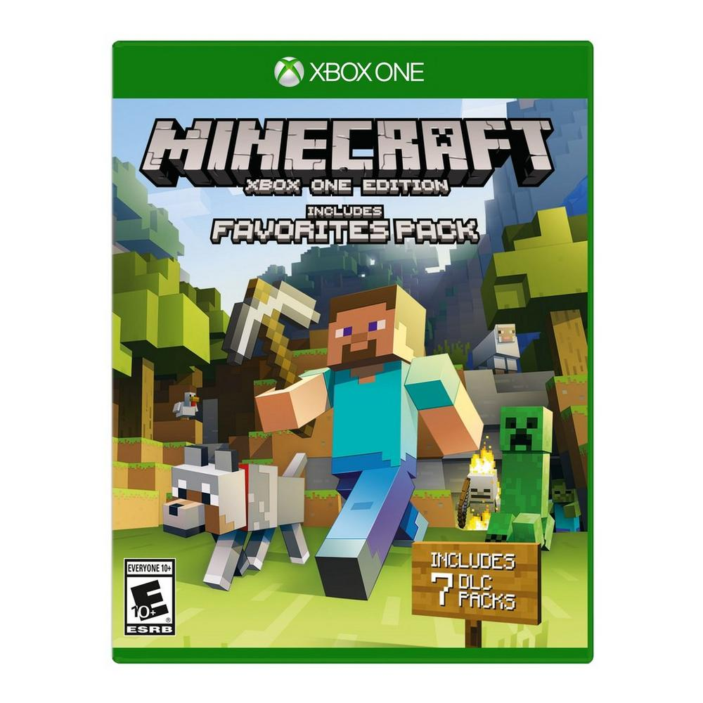 Minecraft Xbox One Edition | Xbox One | GameStop