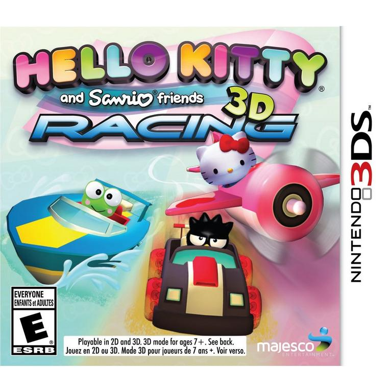 Hello Kitty Racing