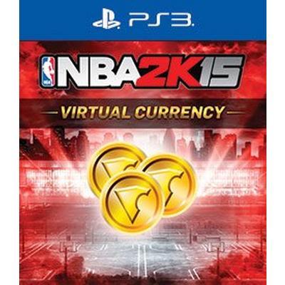NBA 2K15 120,000 Virtual Currency