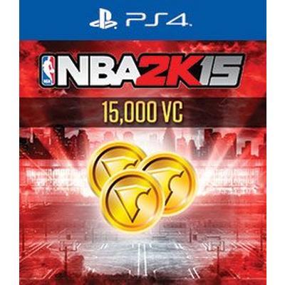 NBA 2K15 15,000 Virtual Currency
