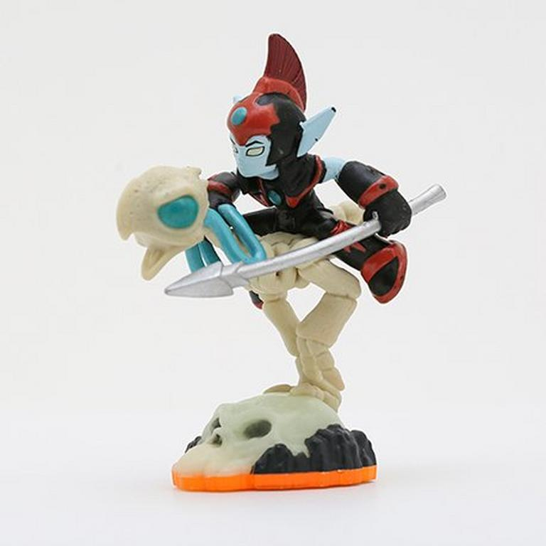 Skylanders Giants Fright Rider Figure