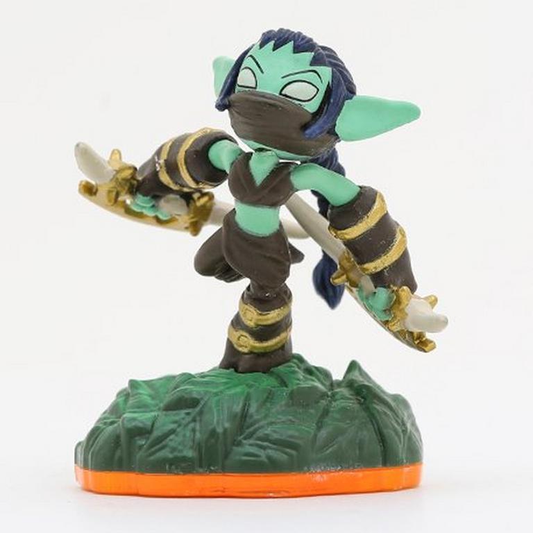 Skylanders Giants Stealth Elf Series 2 Figure
