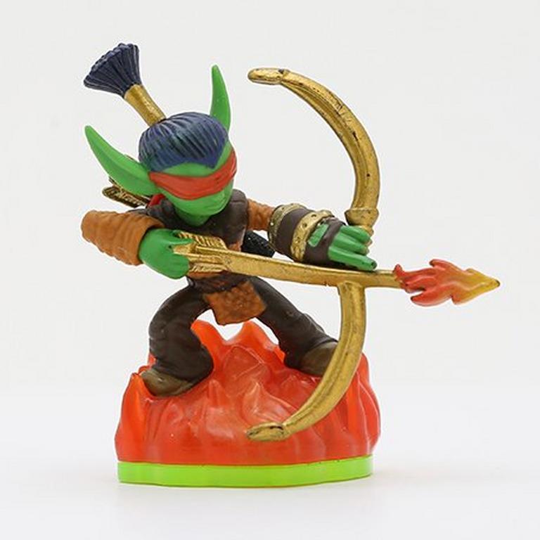Skylanders: Spyro's Adventure Flameslinger Figure
